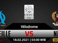 Prediksi Bola Marseille Vs Nice 18 Februari 2021