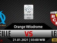 Prediksi Bola Marseille vs Lens 21 Januari 2021