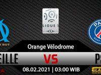 Prediksi Bola Marseille vs PSG 8 Februari 2021