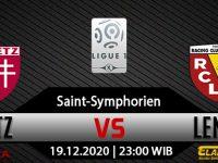 Prediksi Bola Metz vs Lens 19 Desember 2020