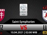 Prediksi Bola Metz Vs Lille 10 April 2021