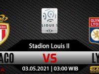 Prediksi Bola AS Monaco vs Lyon 03 Mei 2021