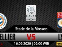 Prediksi Bola Montpellier Vs Olympique Lyonnais 16 September 2020