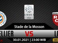Prediksi Bola Montpellier Vs Lens 30 Januari 2021