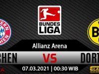 Prediksi Bola Bayern Munchen Vs Borussia Dortmund 07 Maret 2021
