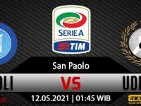 Prediksi Bola Napoli vs Udinese 12 Mei 2021