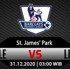Prediksi Bola Newcastle United Vs Liverpool 31 Desember 2020
