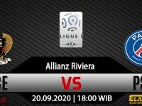 Prediksi Bola Nice vs PSG 20 September 2020