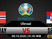 Prediksi Bola Norwegia Vs Serbia 09 Oktober 2020