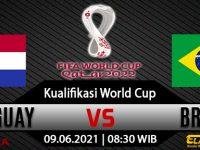 Prediksi Bola Paraguay Vs Brazil 9 Juni 2021