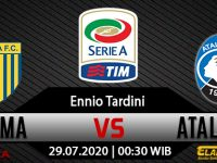 Prediksi Bola Parma Vs Atalanta 29 Juli 2020