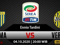 Prediksi Bola Parma vs Hellas Verona 4 Oktober 2020