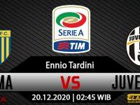 Prediksi Bola Parma Vs Juventus 20 Desember 2020