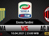 Prediksi Bola Parma Vs AC Milan 10 April 2021