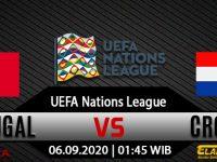 Prediksi Bola Portugal vs Kroasia 06 September 2020