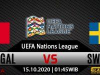Prediksi Bola Portugal vs Swedia 15 Oktober 2020
