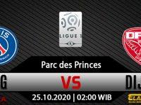 Prediksi Bola PSG vs Dijon 25 Oktober 2020