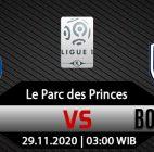 Prediksi Bola PSG vs Bordeaux 29 November 2020
