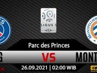 Prediksi Bola Paris Saint Germain Vs Montpellier 26 September 2021