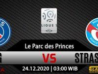 Prediksi Bola PSG Vs Strasbourg 24 Desember 2020