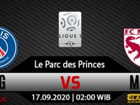 Prediksi Skor Paris Saint Germain Vs Metz 17 September 2020