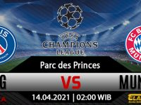 Prediksi Bola Paris Saint Germain Vs Bayern Munchen 14 April 2021