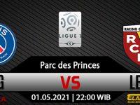 Prediksi Bola PSG vs Lens Sabtu 01 Mei 2021