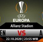 Prediksi Bola Rapid Wien vs Arsenal 22 Oktober 2020