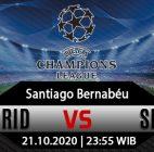 Prediksi Bola Real Madrid vs Shakhtar Donetsk 21 Oktober 2020