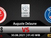 Prediksi Bola Reims vs Paris Saint-Germain 30 Agustus 2021