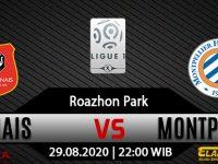 Prediksi Bola Rennes Vs Montpellier 29 Agustus 2020
