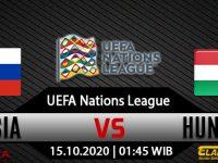 Prediksi Bola Rusia vs Hungaria 15 Oktober 2020