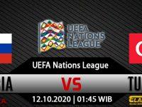 Prediksi Bola Russia vs Turkey 12 Oktober 2020