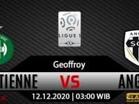 Prediksi Bola Saint-Etienne vs Angers 12 Desember 2020