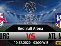 Prediksi Bola Salzburg vs Atletico Madrid 10 Desember 2020