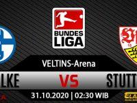 Prediksi Bola Schalke 04 vs Stuttgart 31 Oktober 2020