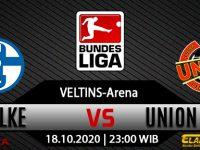 Prediksi Bola Schalke 04 vs Union Berlin 18 Oktober 2020