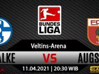 Prediksi Bola Schalke 04 VS FC Augsburg 11 April 2021