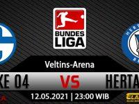 Prediksi Bola Schalke 04 vs Hertha Berlin 12 Mei 2021