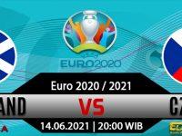 Prediksi Bola Skotlandia vs Republik Ceko 14 Juni 2021