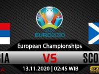 Prediksi Bola Serbia Vs Skotlandia 13 November 2020
