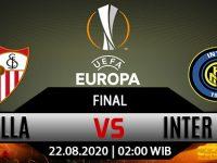 Prediksi Bola Sevilla vs Inter Milan 22 Agustus 2020