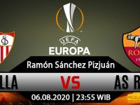 Prediksi Bola Sevilla Vs AS Roma 06 Agustus 2020