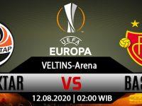 Prediksi Bola Shakhtar Donetsk Vs FC Basel 12 Agustus 2020