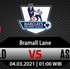 Prediksi Bola Sheffield United Vs Aston Villa 04 Maret 2021
