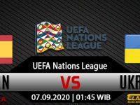 Prediksi Bola Spanyol vs Ukraina 07 September 2020