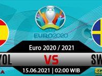 Prediksi Bola Spanyol vs Swedia 15 Juni 2021