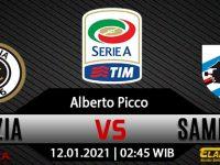 Prediksi Bola Spezia vs Sampdoria 12 Januari 2021