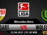 Prediksi Bola Stuttgart vs Wolfsburg 22 April 2021