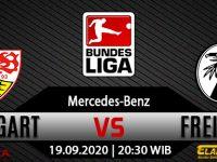 Prediksi Bola Stuttgart Vs Freiburg 19 September 2020